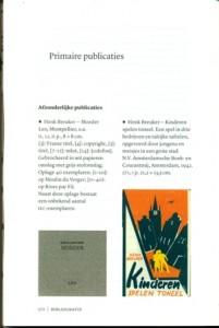 Breuker ongekend avontuur bibliografie