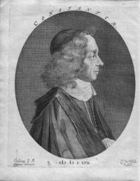 Huygens 1ste druk Kooren-bloemen