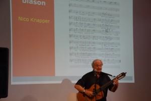 OA37 wereldpremière Blason door Nico Knapper WvR