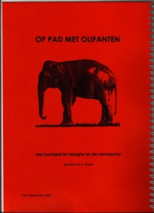 Op pad met olifanten