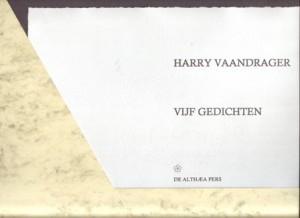 Vaandragerr cassette 1