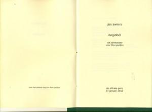oogidool titelblad