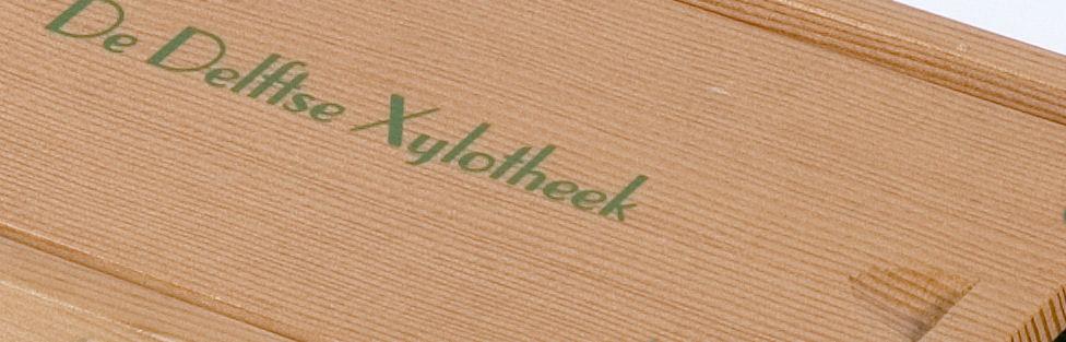 De Delftse Xylotheek