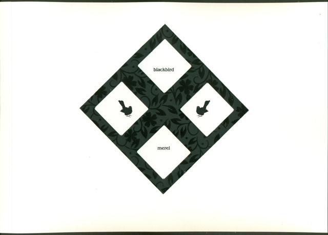 blackbird-merel titelpagina