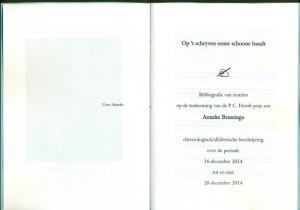 Hooft 2de titelblad