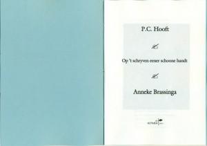 Hooft titelblad