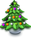 kerstboom-icon