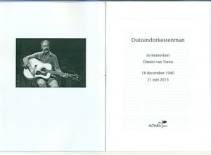 Dimitri titelblad