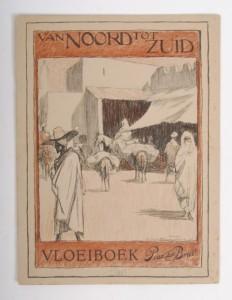 vloeiboek P.v.d.Brul 1938