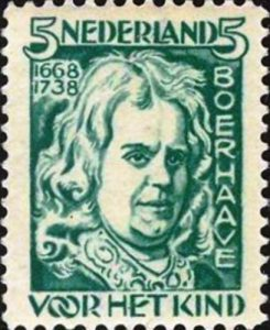 boerhave-postzegel-1928